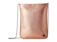 Leather Rock Cp58 Rose Gold Handbags