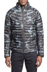 Men's Nike 'Guild 550' Camo Print Quilted Down Jacket
