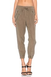 Pam And Gela Track Pant Green