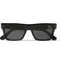 Our Legacy Faith Acetate Sunglasses Black