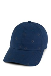 Converse Star Chevron Dad Cap Navy