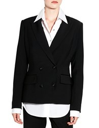 Pink Tartan Double Breasted Jacket