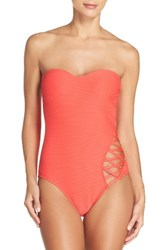 Kenneth Cole Women's Shanghi One Piece Swimsuit