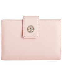 Giani Bernini Softy Leather Wallet Only At Macy's Blush