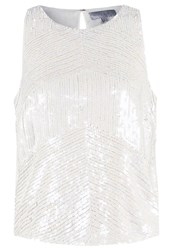 Coast Matille Blouse Ivory Off White