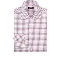 Fairfax Men's Plaid Shirt Red