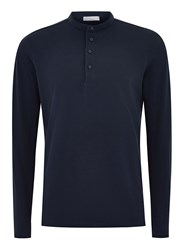 Selected Homme's Navy Polo