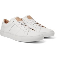 Greats The Royale Leather Sneakers White