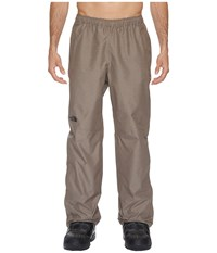 The North Face Venture 2 1 2 Zip Pants Falcon Brown Heather Casual Pants