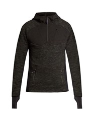 7L Thermal Hooded Sweatshirt Dark Grey