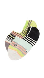 Stance Bay Breeze Super Invisible Socks Teal