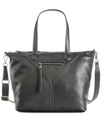 Inc International Concepts Becchi Tote Only At Macy's Black
