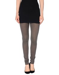 Nude Trousers Leggings Women Grey
