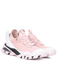 Calvin Klein 205W39nyc Carla Leather Sneakers Pink