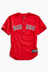 Urban Outfitters Vintage Mlb Boston Red Sox Kevin Youkilis Jersey