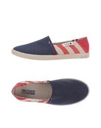 Tommy Hilfiger Denim Footwear Espadrilles Men Dark Blue