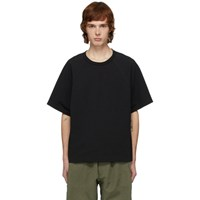 Ziggy Chen Black Combo T Shirt