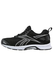 Reebok Triplehall 5.0 Cushioned Running Shoes Black Coal White