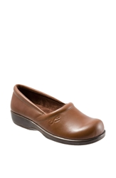 Softwalk 'Adora' Slip On Cognac