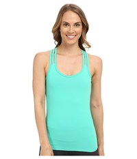 Marmot Vogue Tank Top Crystal Green Women's Sleeveless Blue