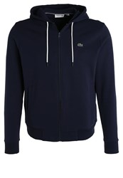 Lacoste Tracksuit Top Navy Blue Dark Blue