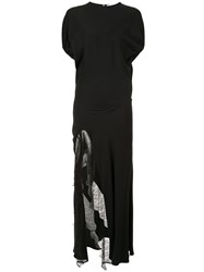 Christopher Esber Fran Negative Space Dress Black