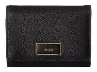 Tumi Belden Trifold Wallet Black Wallet Handbags