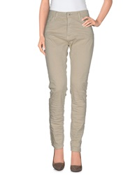 Please Casual Pants Beige