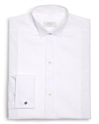 Eton Of Sweden Classic Wing Tip Bib Formal Dress Shirt Slim Fit