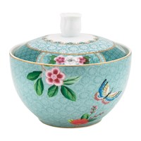 Pip Studio Blushing Birds Sugar Bowl Blue