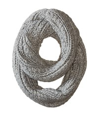 Roxy Love Is A Distraction Scarf Mixed Heather Scarves Gray