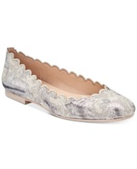 Dkny Willow Flats Created For Macy's Silver