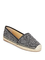 Vince Camuto Calca Rhinestone Embellished Espadrille Flats Oxford