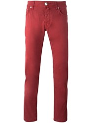 Jacob Cohen Tapered Trousers