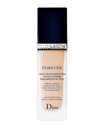 Christian Dior Diorskin Forever Fluid Foundation Spf 35 1.0 Oz.