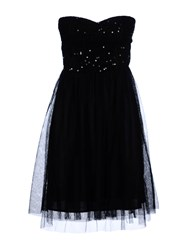 Duck Farm Dresses Short Dresses Women Black