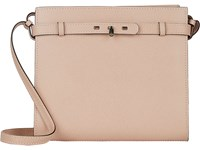 Valextra Women's Brera Messenger Tan
