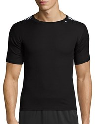 Helly Hansen Dry Crewneck Tee Black