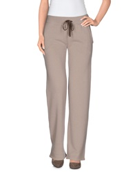 Kangra Cashmere Casual Pants Beige