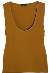 Atlein Topstitched Jersey Tank Fr36