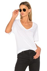 Ag Adriano Goldschmied Henson Tee White