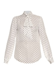 Alexa Chung For Ag The Gordonberry Daisy Print Blouse
