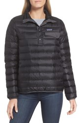 Patagonia Women's Snap T Down Pullover Black