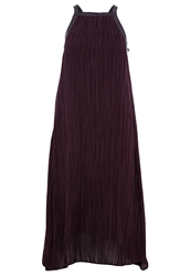 Derek Lam 10 Crosby Cocktail Dress Party Dress Aubergine Dark Purple