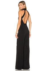 Jay Godfrey Manila Jumpsuit Black