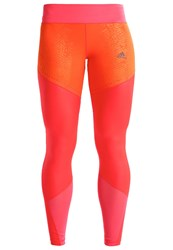 Adidas Performance Tights Core Red Core Pink