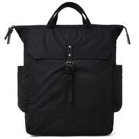 Ally Capellino Ashley Canvas Backpack Black