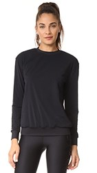 Ultracor Surface Matte Flash Knockout Sweatshirt Nero Patent Nero