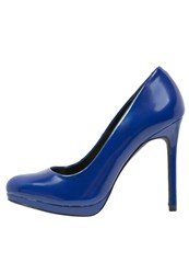 Evenandodd High Heels Blue