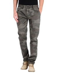 Denham Jeans Denham Casual Pants Military Green
